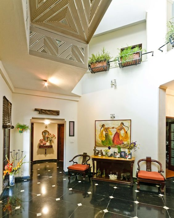 From prismma the indian decor magazanie decor i love for Foyer design ideas india