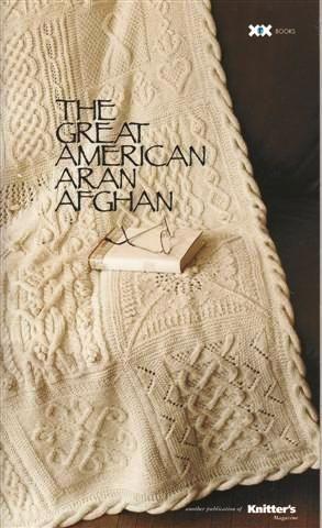 The Great American Aran Afghan