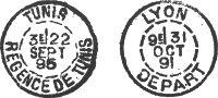 Timbri e Francobolli per Scrapbooking - Vintage Stamps Set for Scrapbooking - Part IV