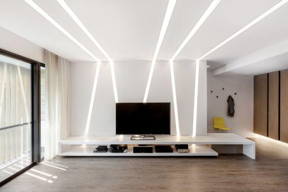 H2o Co2 The White Light Apartment By Hey Cheese Via