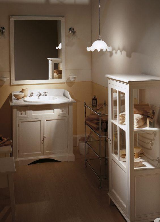 collezione bagno mediterranea provenzale bianchini capponimobili e arredo bagno dal design made in