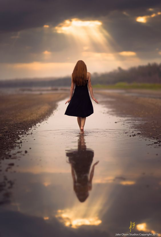 Pointing to another world will never stop vice among us; shedding light over this world can alone help us. ~Walt Whitman | Jake Olson Studios: