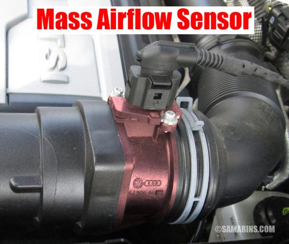 Signs Of A Bad Mass Air Flow Sensor Automotive Repair Sensor Automotive Mechanic