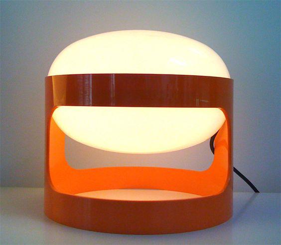 Pinterest the world s catalog of ideas for Joe colombo lampada