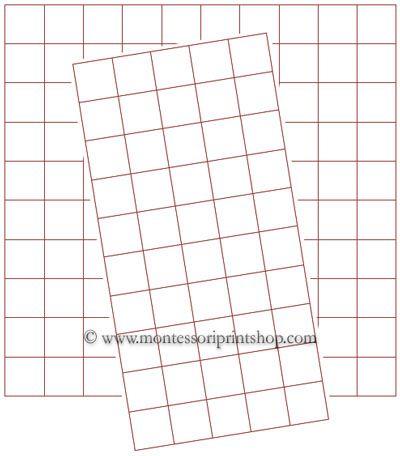 Primary graph paper