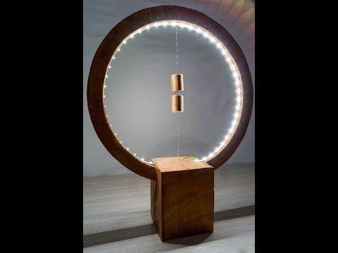 Diy Led Balance Lamp Youtube đen Led đen