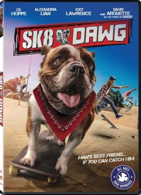 Sk8 Dawg Movie Man S Best Friend Joey Lawrence Movies Mans Best Friend