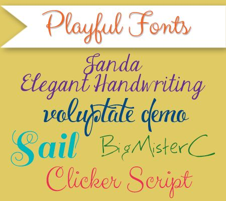 playful fonts 50 free fonts for baby shower invitations and birth