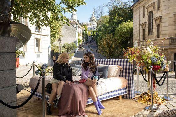 """""""Emily in Paris"""" : pourquoi Camille est en vérité la plus stylée de la série ? - Grazia"""