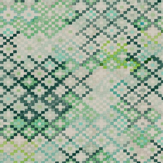 Quercus & Co. Wallpaper. The CARAVAN Collection - Tapestry   The Society inc. by Sibella Court