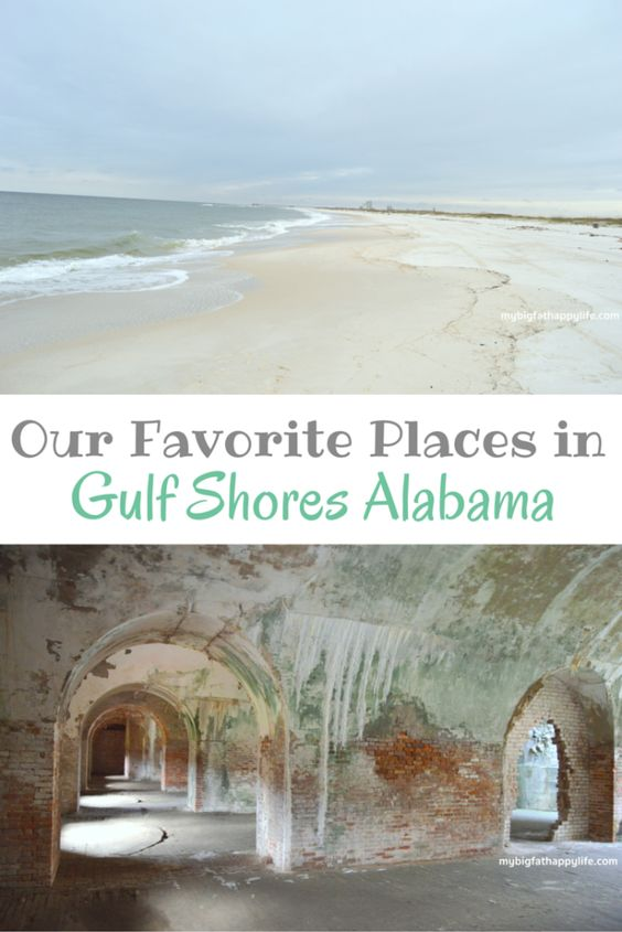 Our Favorite Places in Gulf Shores Alabama - My Big Fat Happy Life