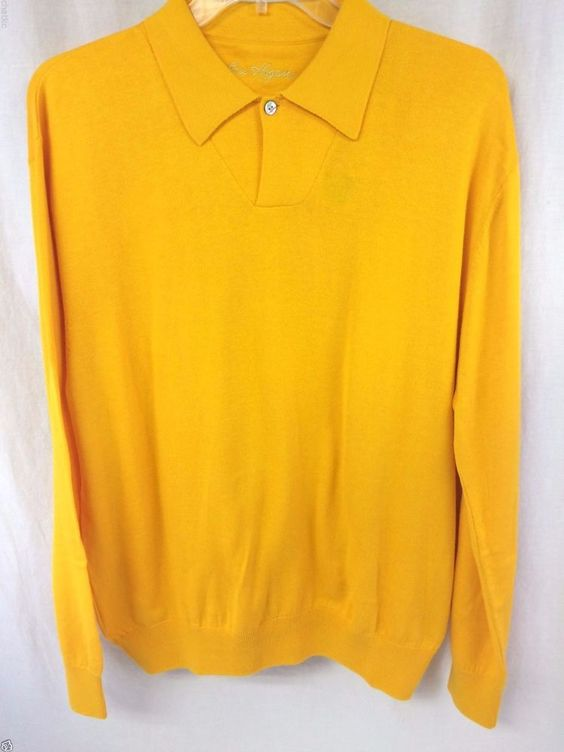 Ben Hogan Golf Sweater Top Pima Cotton Silk Size XL Long Sleeves RV $140 NWT  #718880908452 #benhogan #golfsweater #pimacottonsilk