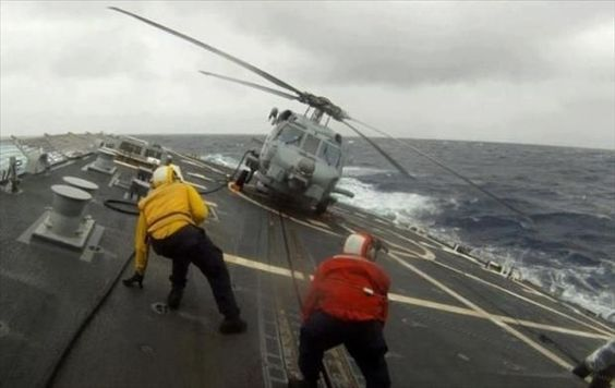 Tilt and Tumble:: One of the perks of being a Sailor :: Looks like fun!