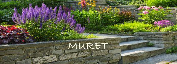 Muret - Jardins Utiles