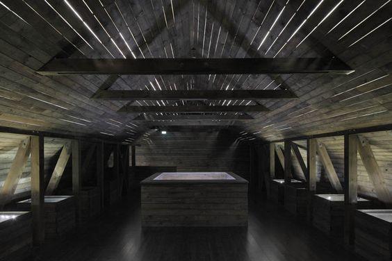 Žanis Lipke Memorial Museum by Zaigas Gailes Birojs in Rīga, Latvia