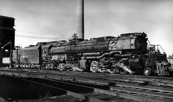 Union Pacific Railroad Acquires Big Boy Locomotive No. 4014 ... Railroad Plans to Restore One of the Largest Steam Locomotives Ever Built
