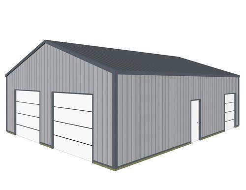 30 39 w x 40 39 l x 10 5 39 h garage at menards garages for 10 x 7 garage door menards