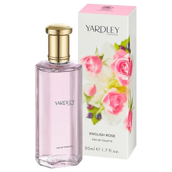 Yardley Contemporary Edition, Rose EDT