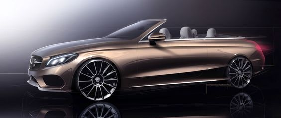 MERCEDES-BENZ C CLASS CABRIOLET, SOPHISTICATED PROPORTIONS - Auto&Design