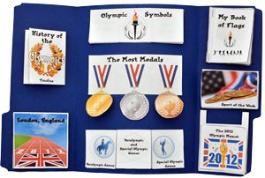 Free Olympics 2012 Lapbook! Scroll down the page to find the button!: