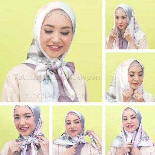 Job2gobackend Tutorial Hijab Mudah Gaya Hijab Kursus Hijab