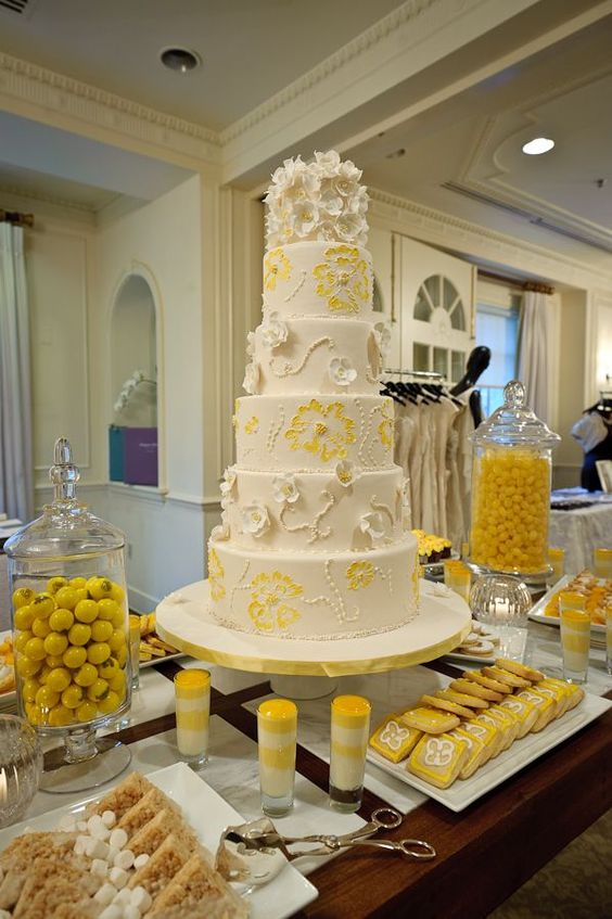 lemon yellow weddings | lemon yellow | let me help you with your wedding