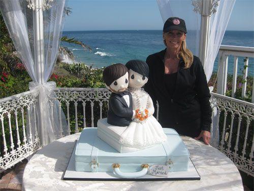 Wedding cake designs by Cinderella Cakes http://www.cinderellacakes.com/