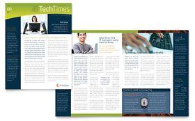magazine template free word
