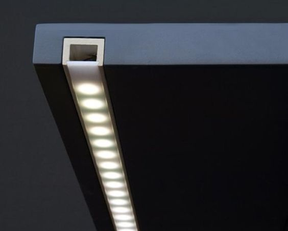 How Much To Fit Wall Lights : Led strip, LED and Lights on Pinterest