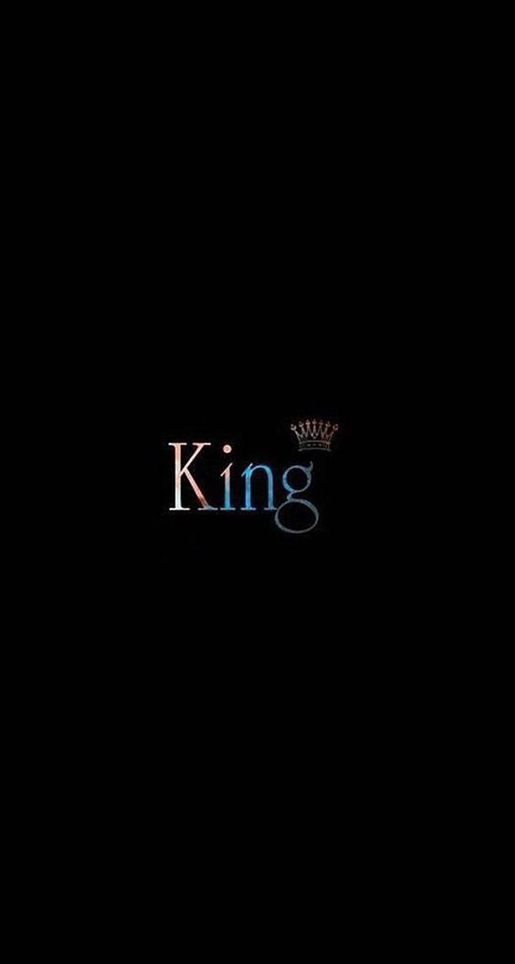 King Wallpaper Black Iphone Android These Black Wallpaper On Your Phone Or Tablet Will Be Very Black Wallpaper Iphone Wallpaper King Couple Wallpaper Top black wallpapers for android