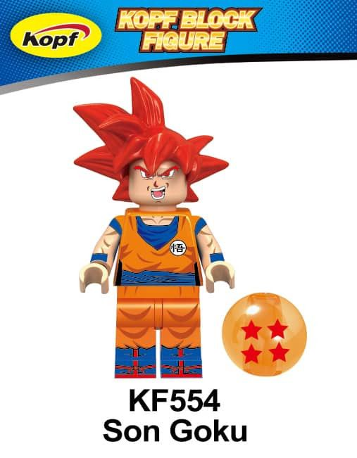 Dragonball Z Perfect Cell Lego Compatible Minifigure FAST SHIPPING!