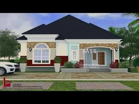 Pictures Of 4 Bedroom Bungalow House Plans In Nigeria ...