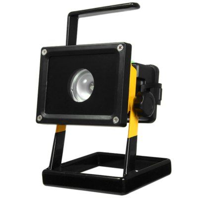 $28.22 (Buy here: http://appdeal.ru/bgfh ) BAILONG 2400LM 30W CREE XM L2 3 Modes Water Rresistant Rechargeable LED Floodlight for Outdoor Playing Fields / Security for just $28.22