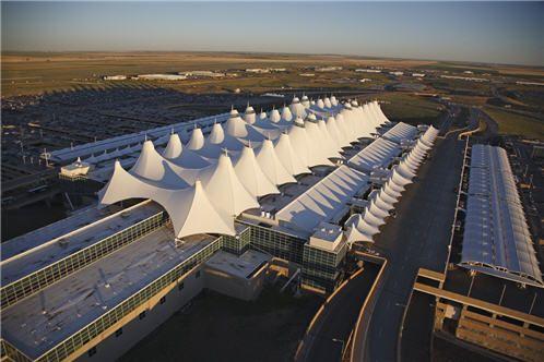 DIA   Denver Airport Terminals   Now Departing   Pinterest   Denver Airport,  Denver And Airport Hotel