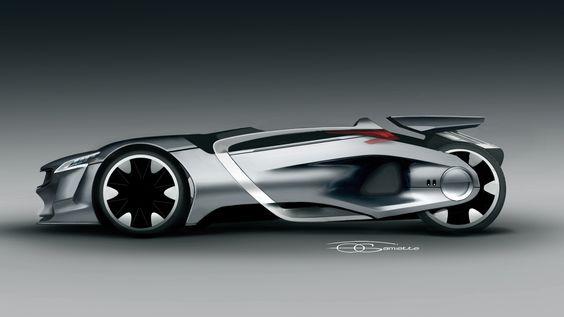 Peugeot Concept Car | dtail™: