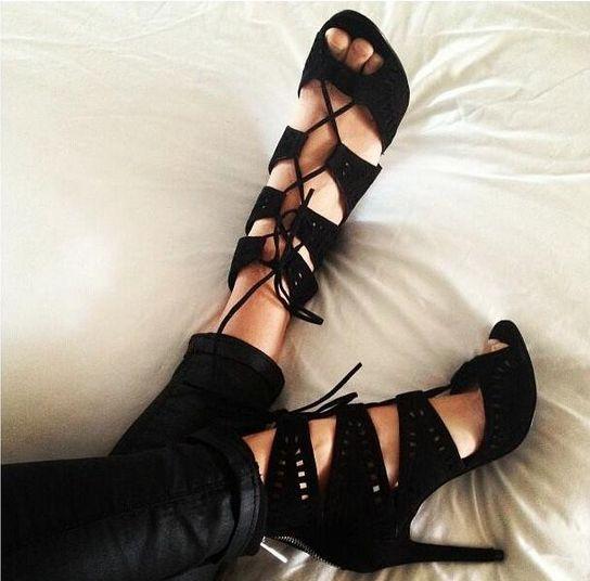 Zara heels 2013.