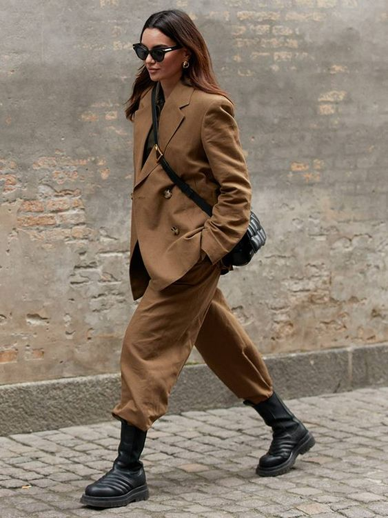 Everyone in Copenhagen Is Wearing This New Boot Trend | Who What Wear UK