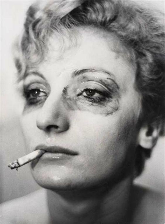 Viva. Louis Faurer, New York (1960s)