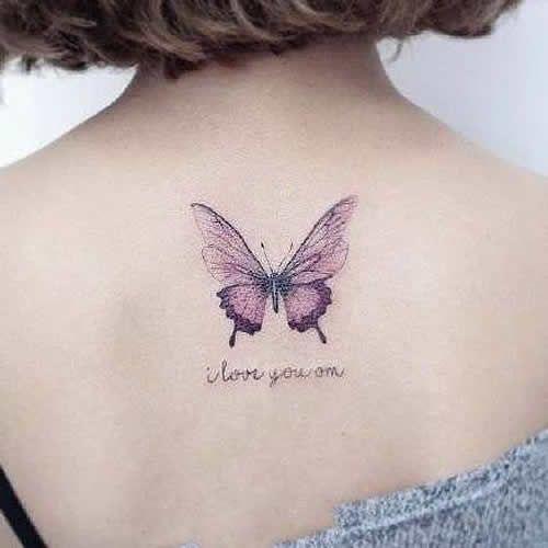 Tattoo Couple Tattoo Creative Tattoo Romantic Tattoo Meaningful Tattoo Friend Tattos Animal Tatto Butterfly Tattoos For Women Neck Tattoo Butterfly Tattoo