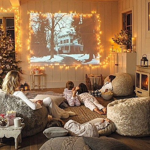 Awesome 11 Home Decor Inspo Pinterest Christmas Living Rooms