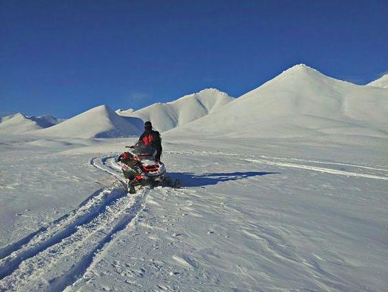 Snow Machining