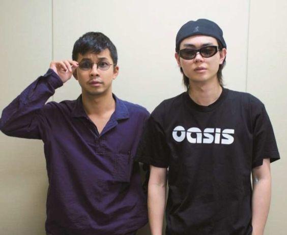 菅田将暉と少しワイルドな雰囲気の太賀のかっこいい画像