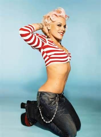 Image detail for -Pink the Singer: A Softer Shade The mega-talented singer Pink has a ...