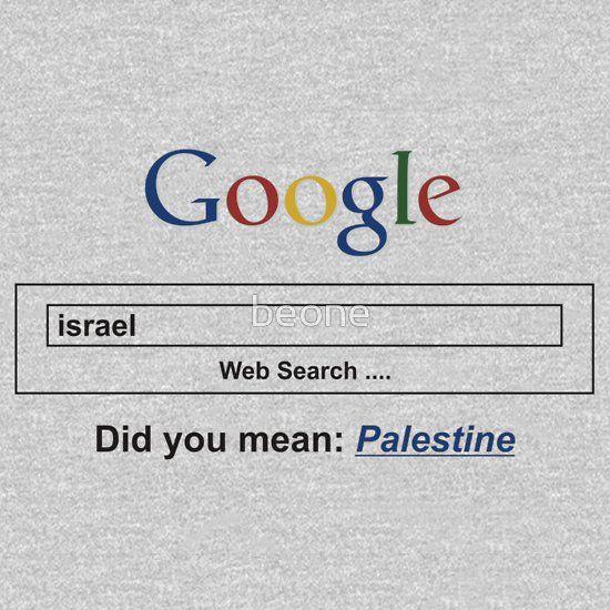 نتيجة بحث الصور عن Search Google Israel Did Mind Palestinian