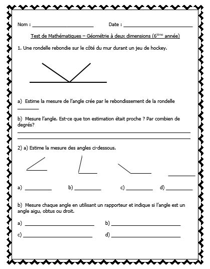 Printables Maths Grade 1 Test Paper Mywcct Thousands Of Printable