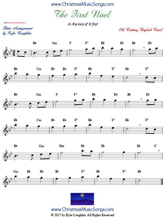 Pin On Flute Sheet Music