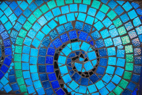 Pinterest the world s catalog of ideas for Easy mosaic designs