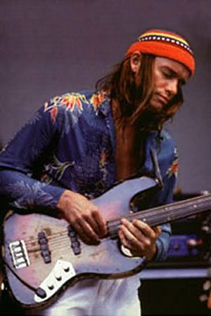 Jaco Pastorius..greatest bass player ever. Backing Weather Report, Joni Mitchell and others