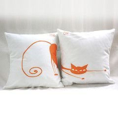 It s not fair that all the cool, decorative pillows are the domain of adults. Kayci Wheatley ...