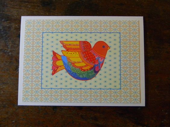 Thinking of You Greeting Card, Quilted Dove Thinking of You Card, Friend Thinking of You Card, Greeting Cards, Handmade Greeting Cards by TheCraftingEmporium on Etsy